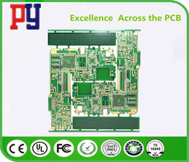 4-layer 0.8mm4-layer high-density gold-plated PCB circuit application product: MID tablet motherboard
