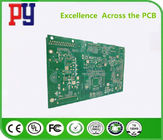 Double Sided PCB Printed Circuit Board Immersion Gold Impedance 1.0mm Surface Finish ENIG