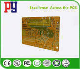 Wireless Router 1.6mm Fr4 Circuit Board , Universal Pcb Board ENIG Processing