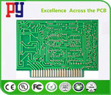 Green Solder Mask Prototype Printed Circuit Board Fr4 2.0mm Thickness 1OZ Copper