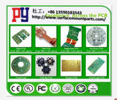 Fr4 Single Sided Copper Pcb , Printed Circuit Board Assembly Green Solder Mask