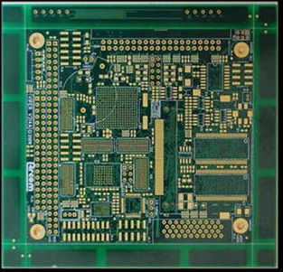 Double Sided Lead Free PCB Printed Circuit Board HASL With