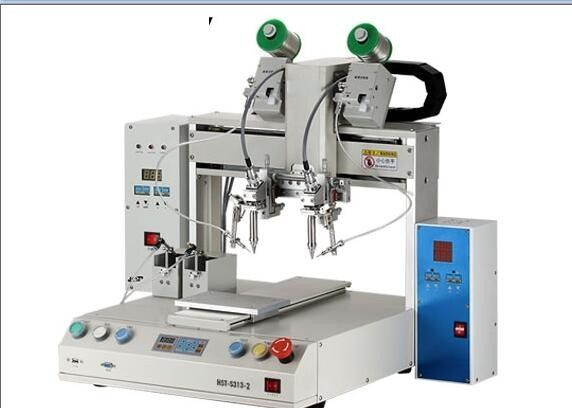 Professional SMT Assembly Equipment Automatic Soldering Machine For Electronic Components
