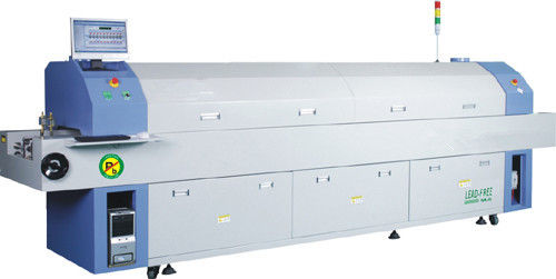 Lead Free Nitrogen Reflow Oven With LEAD SMT Patent Heating Technology