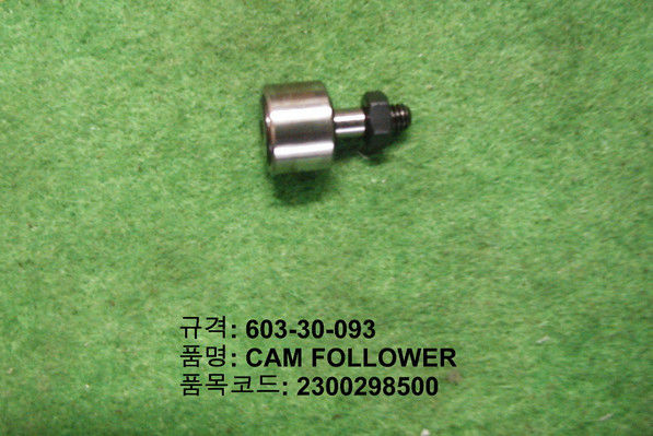 603-30-093 Stainless Steel Cam Followers Bearing For TDK Automatic Insertion Machines