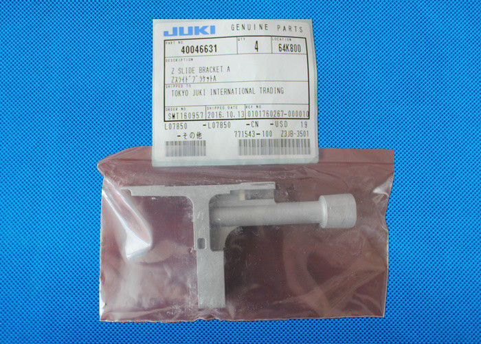 Z Slide Bracket SMT Spare Parts 40046631 For JUKI KE3020 Smt Placement Equipment