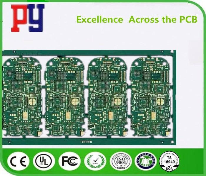 Green Solder Mask FR4 PCB Board Impedance Control PCB 1 6MM
