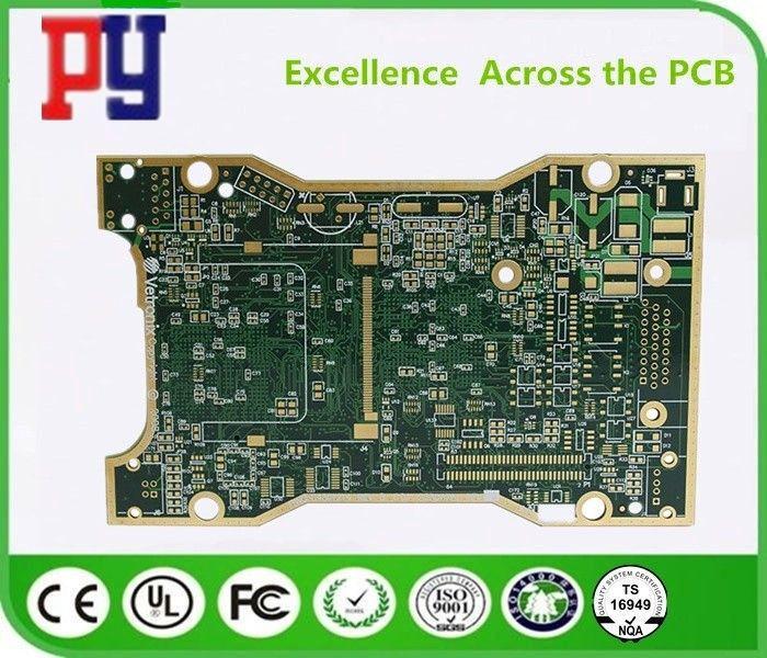 KB TG150 Multilayer FR4 PCB Board , FR4 Printed Circuit