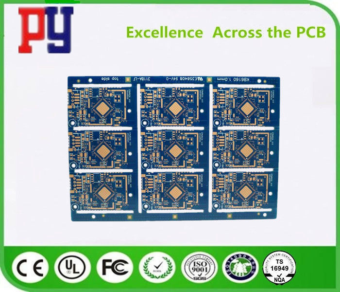 OSP Impedance HDI 1.0mm FR4 PCB Printed Circuit Board