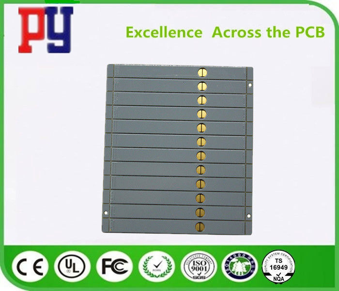 5/5 Mil Line Width Fr4 Pcb Material Data Sheet Adapter Plate