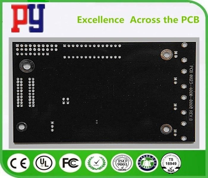 2 Layer Rigid PCB Circuit Board 1.6mm Thickness Fr4 Base Material UL Approval