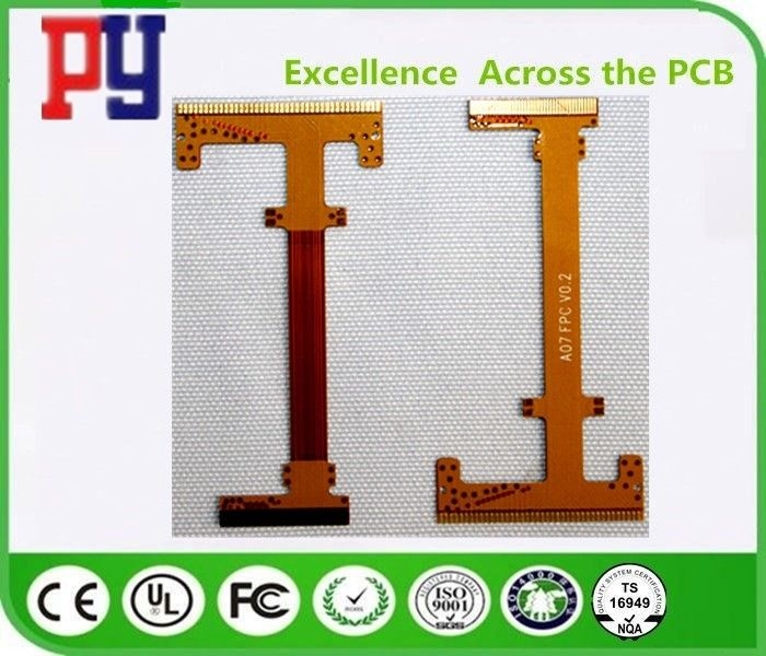 single  layers  flexible pcb 1OZ   double side Board   polyimide  fpc  circuit board