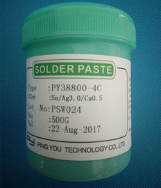 Oubel 500g No Clean Lead Free Solder Paste For Screen Stencil Printing