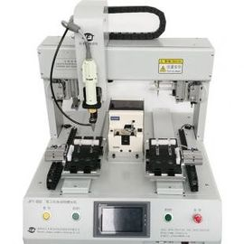 China Automatic Screwdriver Machine , 3 Axis Driver Automatic Screw Tightening Machine factory