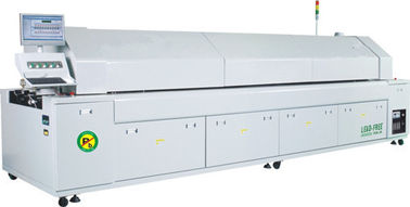 China TOP8820N SMT Assembly Equipment Automatic 10 Zones Lead Free Reflow Oven factory