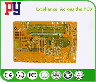 China Wireless Router 1.6mm Fr4 Circuit Board , Universal Pcb Board ENIG Processing factory