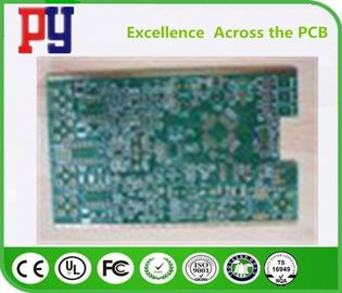 Green Solder Mask Enig Single Layer Pcb Board 2 Oz Copper Thickness For Automobile