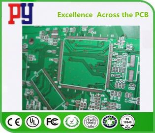 China Double Side Printed Circuit Board Assembly 1-3 Oz Copper Lead Free Surface Finishing factory