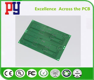 China Lead Free Double Sided Printed Circuit Board 2 Layer Rigid 1.6mm Thickness factory