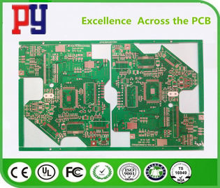 China Flexible FR4 PCB Board 2 Layer Rigid Fr4 Base Material With Immersion Tin factory