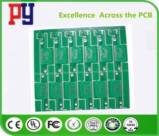 China 1.6mm Thickness FR4 PCB Board 1oz Copper Green Solder Mask Color High Precision factory