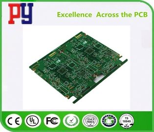 China 4 Layer PCB Printed Circuit Board 1OZ Copper HASL Surafece Fr4 Base Material factory