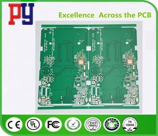 China Green Solder Mask Prototype Printed Circuit Board , Pcb Circuit Board Multilayer factory