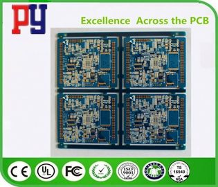 China Electronic Printed Multilayer PCB Circuit Board FR4 Base Material 1.6MM Thickness factory
