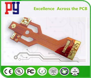 China High Precision Prototype PCB Printed Circuit Board 2 Layers 0.1~0.30MM Thickness factory