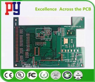 China High Precision Double Sided Prototype Pcb , Fr4 Printed Circuit Board Fabrication factory