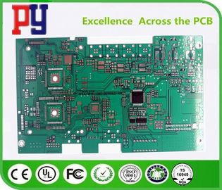 China Durable Double Sided Pcb Fabrication Fr4 1~3 Oz Copper Thickness UL ROHS Approval factory