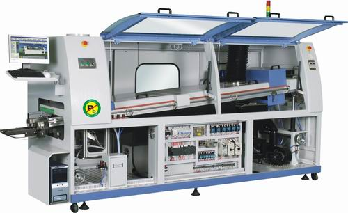 Professional SMT Assembly Equipment Wave Soldering Machine For PCB Assembly Line 350