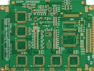 Double Sided Lead Free PCB Printed Circuit Board HASL With 1.6mm Thick Green Solder Mask